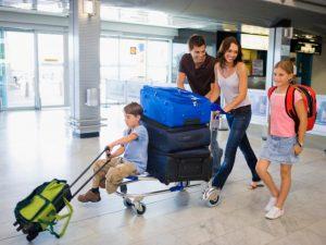 4 consejos de Air Canada Rouge para viajes felices con niños